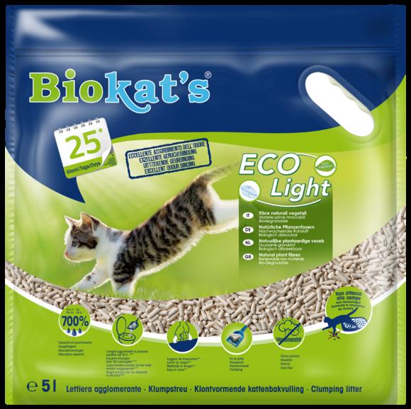 Biokats Eco Light 5 L Biokats Italia
